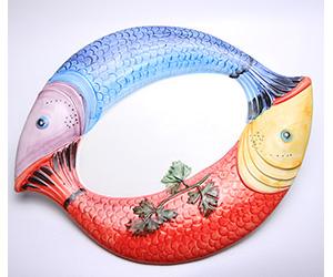カラフルな魚